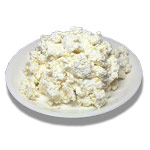 Cottage cheese dieet